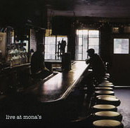 Live at Mona's with Eamon O'Leary